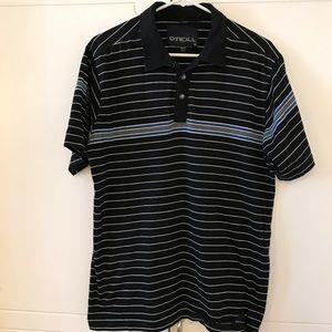 Men's O'Neill Striped Polo M